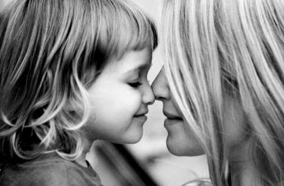 merci maman de m'aimer avec un amour inconditionnel