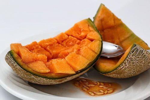 Alimentation complémentaire les fruits