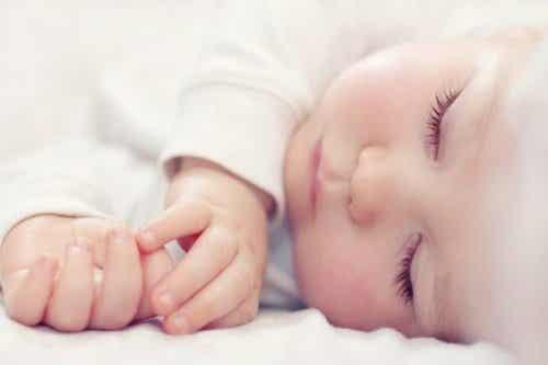 Un bon sommeil est synonyme de bonne santé pour le bébé