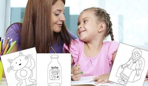Que faire des dessins de son enfant ?