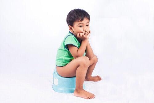 La constipation chez les enfants : quelles en sont les causes et comment y remédier ?