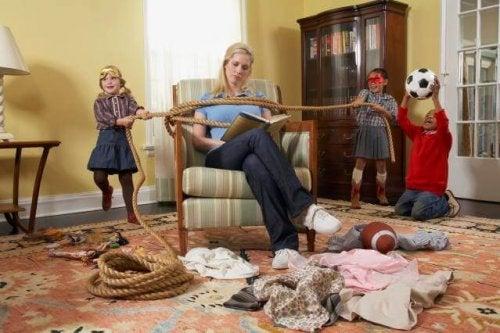 Pourquoi les enfants se comportent mal avec leurs parents ?