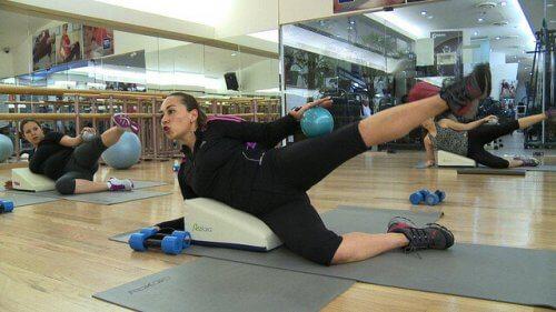 Faire de l'exercice permet d'éviter les maladies les plus fréquentes pendant la grossesse.