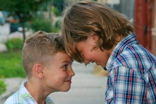 Pourquoi le deuxième enfant est-il plus désobéissant que le premier ?