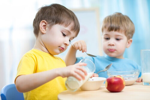 Les 5 meilleurs goûters pour les enfants