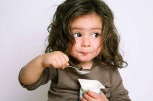 Toute la famille peut se régaler avec des yaourts