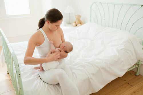 Traitement et prévention des douleurs et crevasses aux mamelons