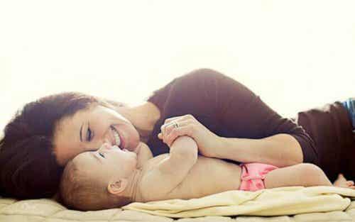 La maternité peut changer vos émotions