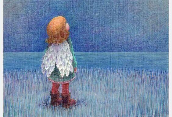 Un enfant respecté peut voler de ses propres ailes