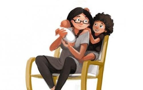 S'aimer soi-même pour aimer ses enfants