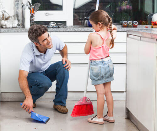 Les bonnes manières s'inculquent dès le plus jeune âge chez l'enfant