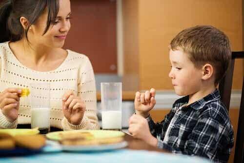 Les bonnes manières que les enfants devraient connaître