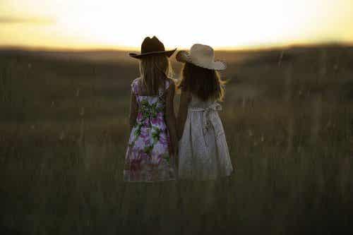 Ma sœur, merci d'être aussi ma meilleure amie