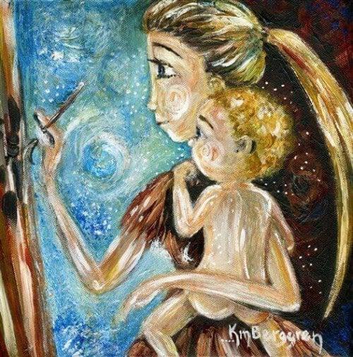 Être mère : Le bonheur se trouve aussi dans le sacrifice