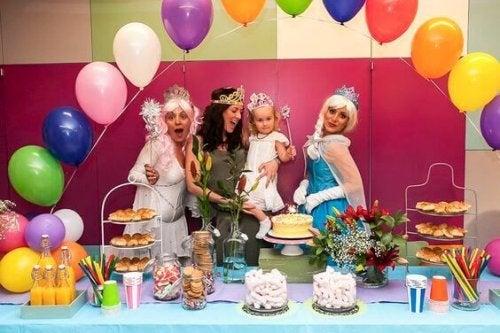 Est-ce important pour l'enfant de fêter son anniversaire ?