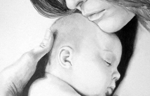 Lors de la première grossesse, les femmes deviennent le centre du monde