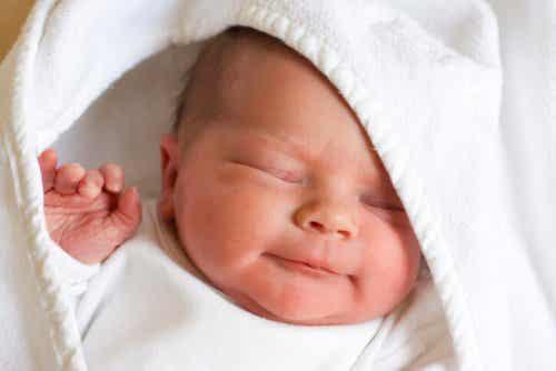 13 curiosités sur les nouveau-nés