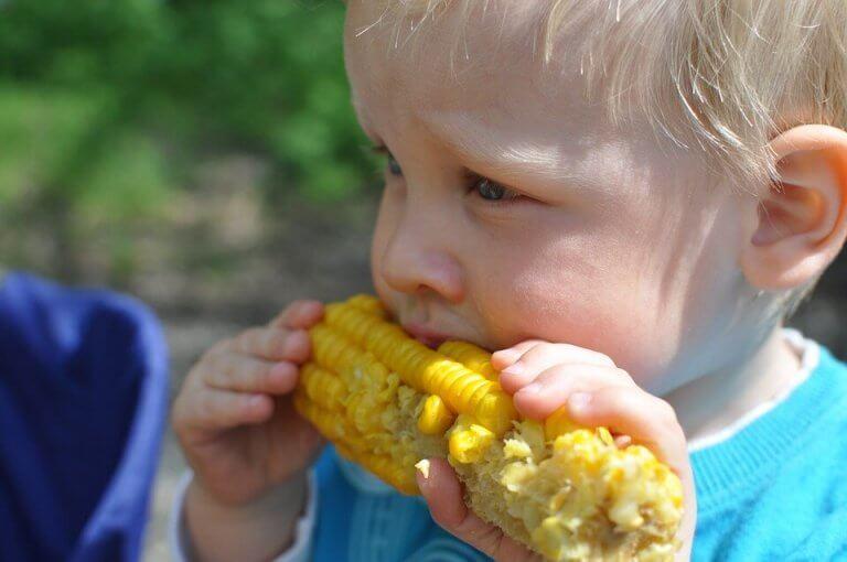 Pour qu'il mange de tout, l'enfant doit comprendre qu'il est important pour lui de goûter aux plats et de consommer plusieurs types d'aliments