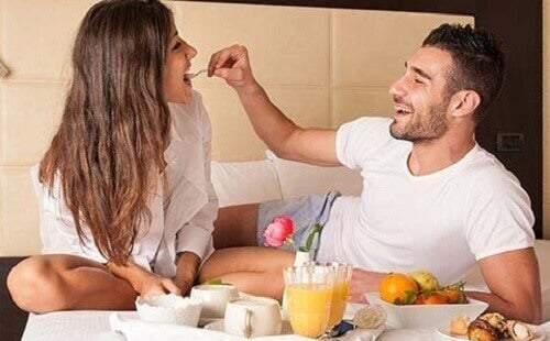 Lors de la première grossesse, les femmes peuvent exprimer tous leurs caprices auprès de leur mari