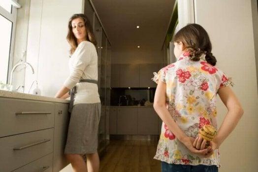 Expliquez à votre enfant ce qu'est l'intégrité.