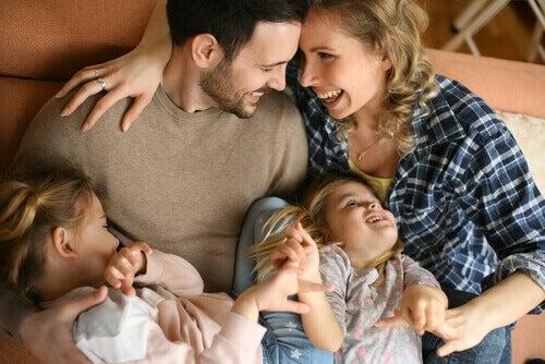 L'importance des routines familiales