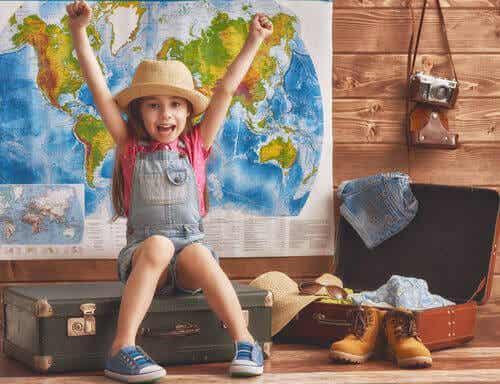 Comment voyager depuis l'enfance affecte les enfants ?