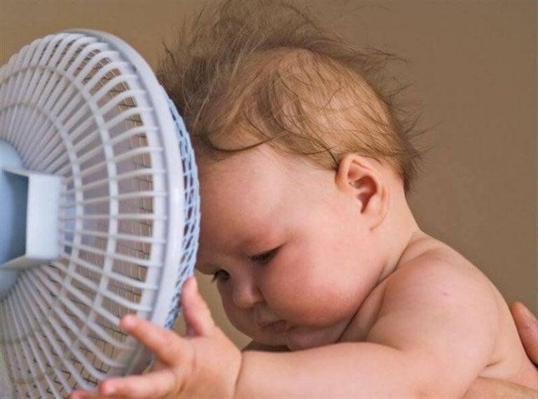 Des conseils pour que votre enfant souffre moins de la chaleur