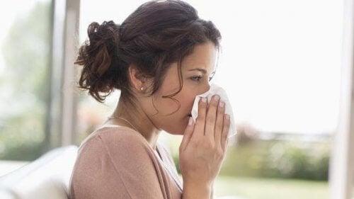 La grippe n'est pas très dangereuse pendant la grossesse.
