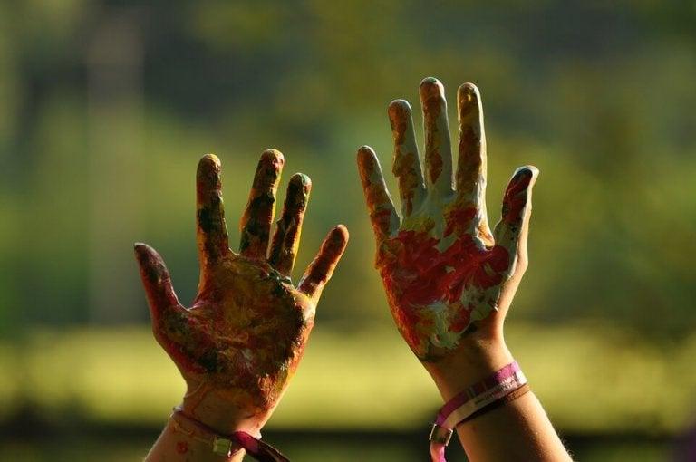 10 curiosités sur les enfants gauchers