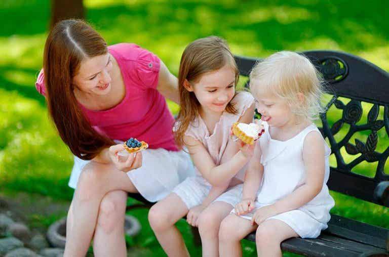 4 règles pour enseigner la notion de partage à votre enfant