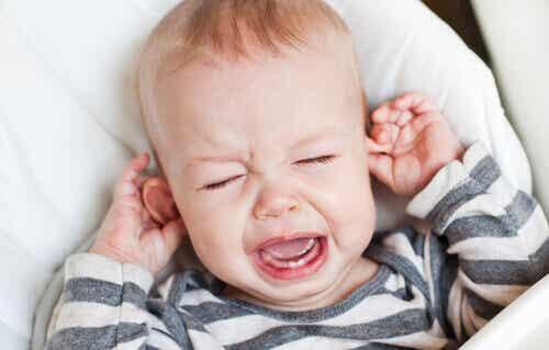 Comment prévenir l'otite chez les bébés ?