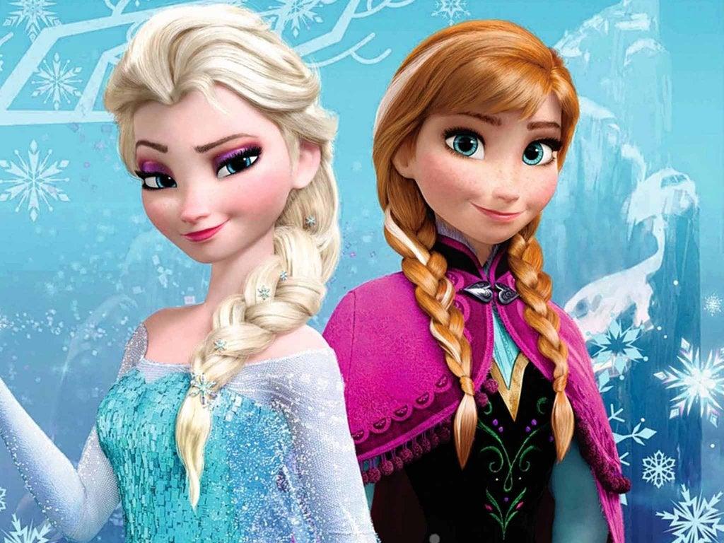 La Reine des neiges, la force de l'amour entre soeurs