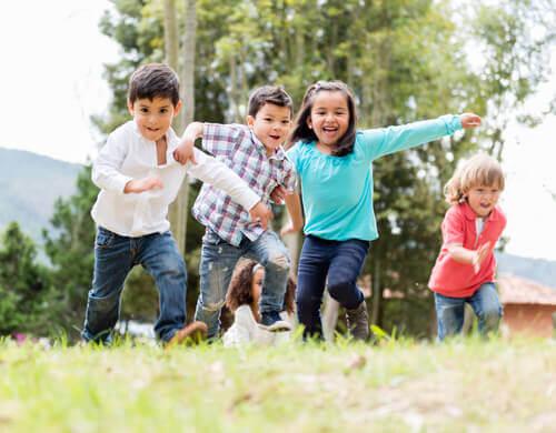 Le développement moteur des enfants de 0 à 5 ans
