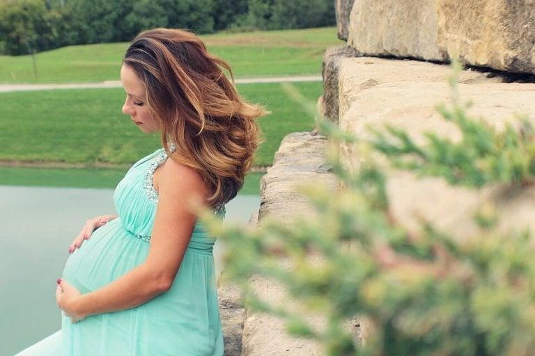 Les femmes enceintes pleurent souvent pour différentes raisons
