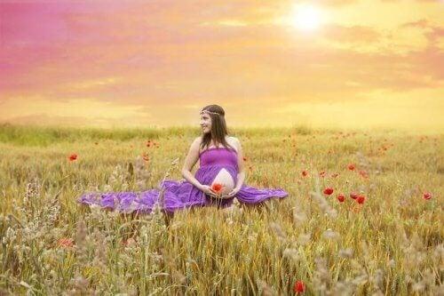 On vit une grossesse consciente dans la sérénité.