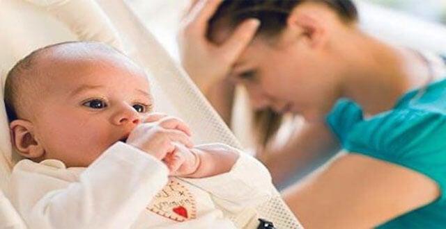On pense souvent qu'une femme souffrant de dépression post-partum n'aime pas son bébé.
