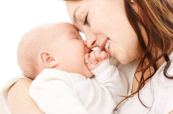 Le rendez-vous surprise qui a lieu entre une mère et son bébé est certainement le plus grand