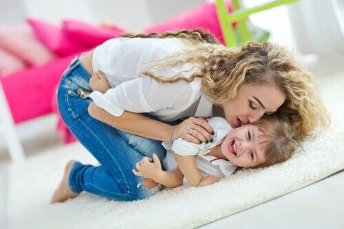 Les enfants sont la source d'inspiration de la majeure partie des mamans