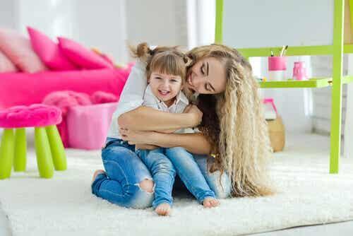 Mon enfant est mon élan et mon inspiration