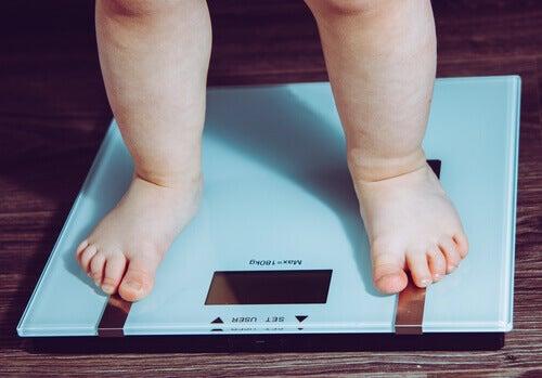 Une mauvaise alimentation chez les enfants peut provoquer de l'obésité