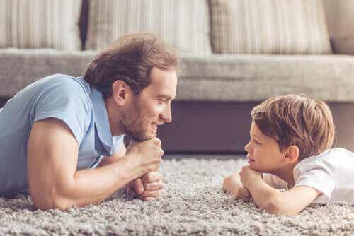 10 règles de comportement pour les enfants