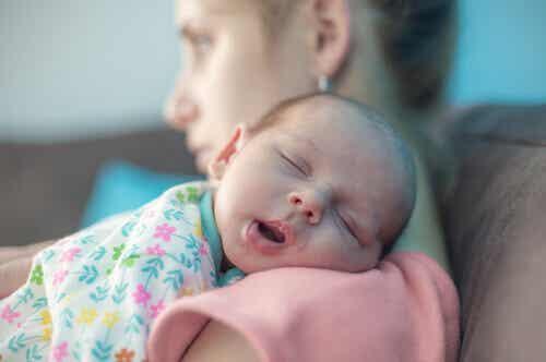 Qu'est-ce que l'agitation due à l'allaitement maternel ?