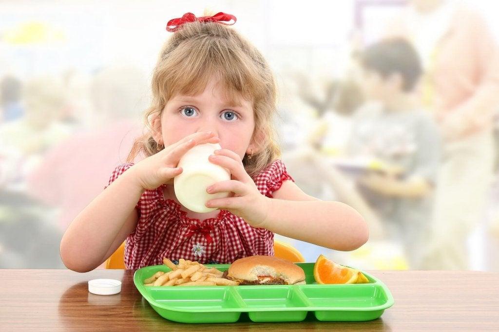 Les conséquences d'une mauvaise alimentation chez les enfants