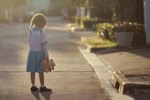 La dépression chez les enfants
