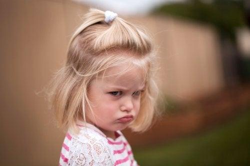 La colère chez les enfants est normale mais doit être gérer avec beaucoup de maîtrise, de respect et d'amour