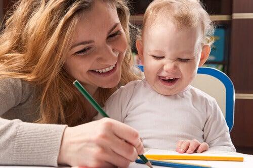 Apprendre à écrire dès le plus jeune âge favorise les capacités intellectuelles de l'enfant