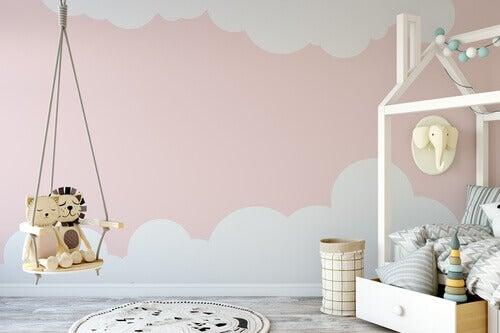La méthode Montessori pour décorer la chambre des enfants possède de nombreux avantages