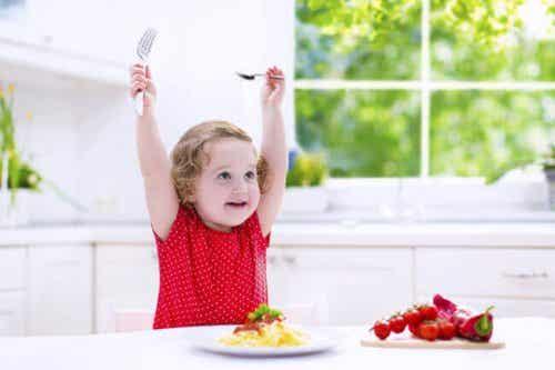 8 recettes saines pour les bébés de 12 à 24 mois