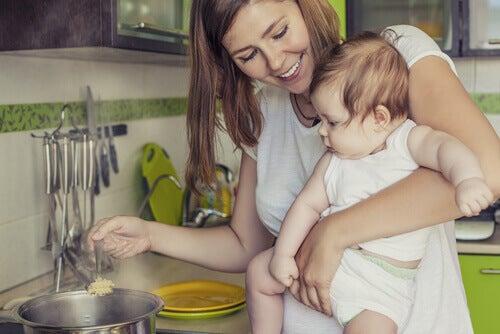 Régime pendant l'allaitement : que manger ?