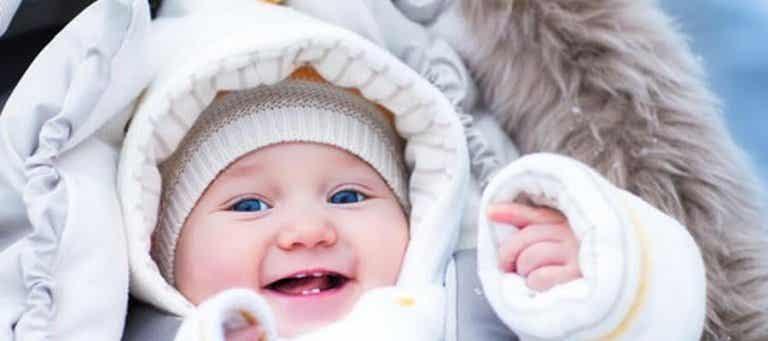 Comment faire pour qu'un bébé n'ait pas froid ?